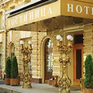 Гостиницы Устюжны