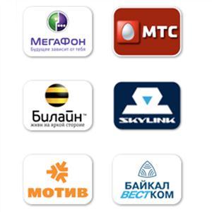 Операторы сотовой связи Устюжны