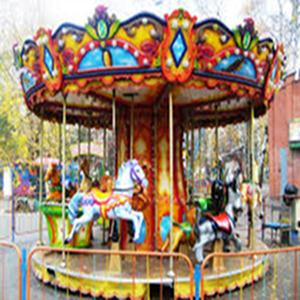 Парки культуры и отдыха Устюжны