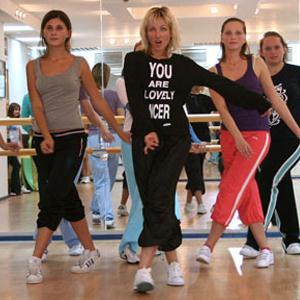 Школы танцев Устюжны