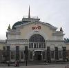 Железнодорожные вокзалы в Устюжне